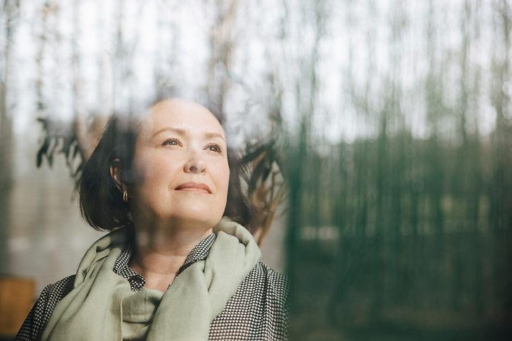 Veronica Sandstedt, 51 r i Stensjn p Svalvgen 12